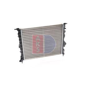 Wasserkühler AKS DASIS (180200N) für RENAULT CLIO Preise