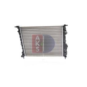 Wasserkühler (180200N) hertseller AKS DASIS für RENAULT CLIO II (BB0/1/2_, CB0/1/2_) ab Baujahr 06.2001, 65 PS Online-Shop