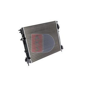 Qualitäts Motorkühler AKS DASIS 181670N - RENAULT CLIO