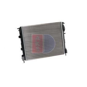 RENAULT CLIO 1.5 dCi (B/CB07) 65 PS 181670N AKS DASIS Wasserkühler in Original Qualität