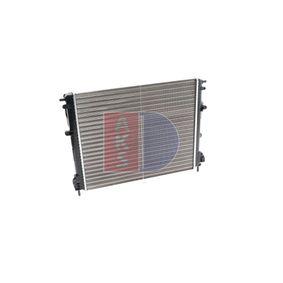 Wasserkühler AKS DASIS (181690N) für RENAULT CLIO Preise