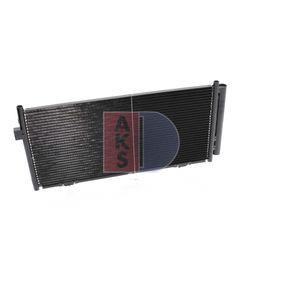 AKS DASIS Kondensator, Klimaanlage 352015N