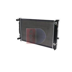 AKS DASIS Wasserkühler 480370N für VW PASSAT 1.9 TDI 130 PS kaufen