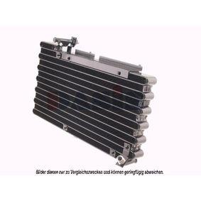 AKS DASIS Klimakondensator 482140N für AUDI 100 1.8 88 PS kaufen