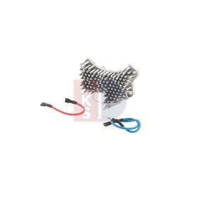 AKS DASIS Steuergerät, Heizung / Lüftung A2108700210 für MERCEDES-BENZ bestellen
