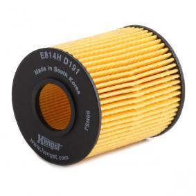 HENGST FILTER Cables de encendido E814H D191