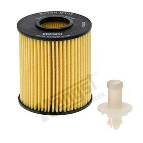 HENGST FILTER TOYOTA COROLLA Cables de bujías (E814H D191)