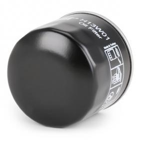 HENGST FILTER Oil filter (H13W01)