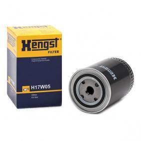83064 για VW, Φίλτρο λαδιού HENGST FILTER (H17W05) Ηλεκτρονικό κατάστημ