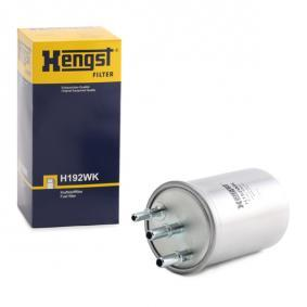 TOURNEO CONNECT HENGST FILTER Filtro de combustible H192WK