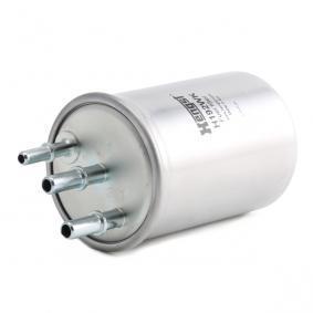 HENGST FILTER Filtro de combustible H192WK