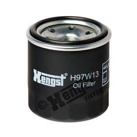 HENGST FILTER CHEVROLET MATIZ Pedales y cubre pedales (H97W13)