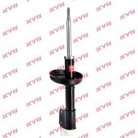 Stoßdämpfer KYB Art.No - 333743 OEM: 7700428438 für RENAULT, DACIA, RENAULT TRUCKS kaufen