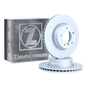 34116764021 für BMW, Bremsscheibe ZIMMERMANN (150.3402.20) Online-Shop