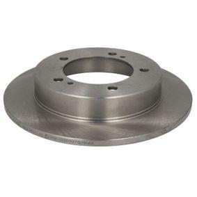 ABE Disco de freno C38007ABE