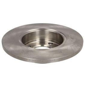 ABE Disco de freno Eje delantero, Eje trasero, Ø: 227mm, Macizo 2011005176008 evaluación