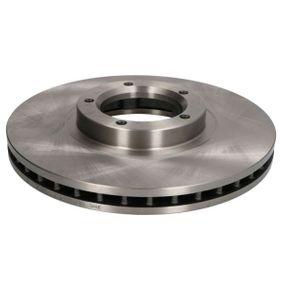 Bremsscheibe ABE Art.No - C3G026ABE OEM: 5029815 für FORD, FORD ASIA / OCEANIA kaufen