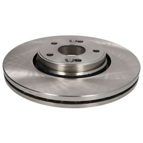 Bremsscheibe ABE Art.No - C3R026ABE OEM: 7701206614 für RENAULT, NISSAN, DACIA, RENAULT TRUCKS kaufen