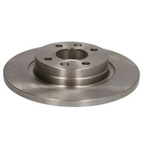 Bremsscheibe ABE Art.No - C3R034ABE OEM: 8200123117 für RENAULT, DACIA, RENAULT TRUCKS kaufen