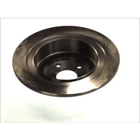 ABE Комплект спирачни дискове C44005ABE