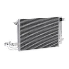 Octavia II Combi (1Z5) DELPHI Kondenzátor klimatizace TSP0225482