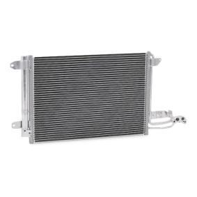 DELPHI Kondensator, Klimaanlage 1K0820411B für VW, AUDI, SKODA, SEAT, CUPRA bestellen