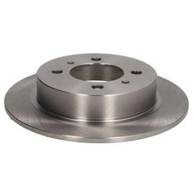 Bremsscheibe ABE Art.No - C41030ABE OEM: 4320658Y02 für NISSAN, INFINITI kaufen