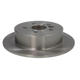 ABE Brake discs and rotors C42018ABE