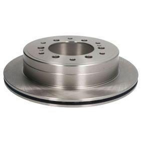Disque de frein ABE Art.No - C42022ABE récuperer