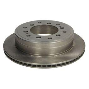 Disque de frein ABE Art.No - C42029ABE récuperer