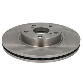 Bremsscheibe ABE Art.No - C32160ABE OEM: 4351205080 für TOYOTA, LEXUS, WIESMANN kaufen