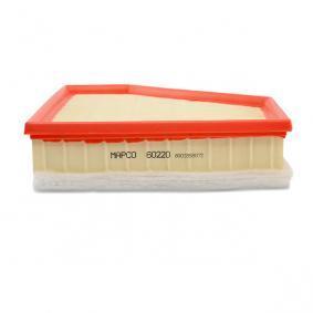 MAPCO Motorluftfilter 60220