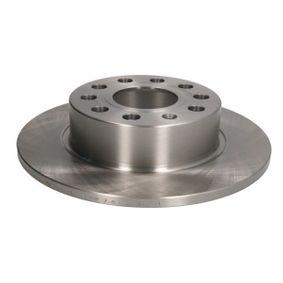 Bremsscheibe ABE Art.No - C4W012ABE OEM: 1K0615601K für VW, AUDI, SKODA, MAZDA, SEAT kaufen