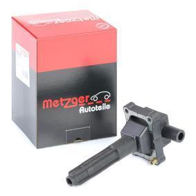 A0001587503 für MERCEDES-BENZ, SMART, SSANGYONG, DAEWOO, TESLA, Zündspule METZGER (0880051) Online-Shop