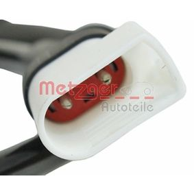 Sensor, Raddrehzahl METZGER Art.No - 0900016 OEM: 1E0043701B für FORD, MAZDA, VOLVO kaufen