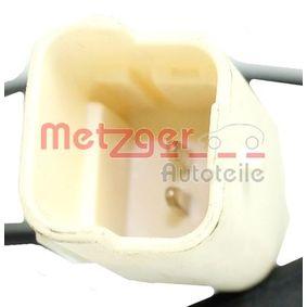 PEUGEOT 307 2.0 16V 140 PS ab Baujahr 03.2005 - Fahrdynamikregelung (0900055) METZGER Shop