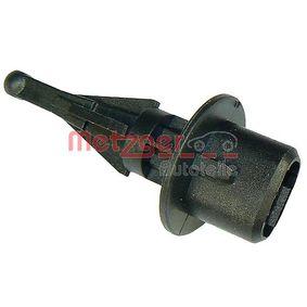METZGER Sensor Ansauglufttemperatur 0905091