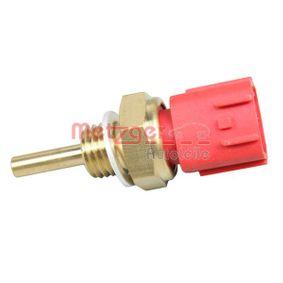 METZGER Coolant temperature sensor 0905129