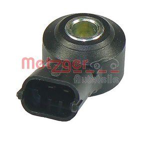 METZGER Knock sensor 0907029