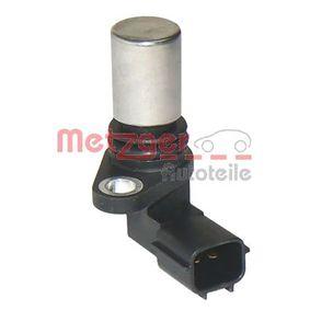 Sensor de revoluciones, control del motor 0909012 de METZGER