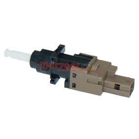 METZGER Clutch interlock switch 0911035