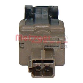 Clutch pedal position switch 0911035 METZGER