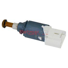 METZGER Bremspedalschalter 0911072
