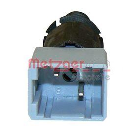 Schalter, Kupplungsbetätigung (GRA) 0911080 METZGER
