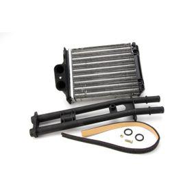 Heat exchanger interior heating D6F012TT THERMOTEC
