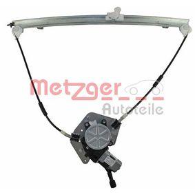 METZGER Mecanismo de elevalunas 2160145