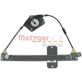 METZGER Fensterheber 2160187 für AUDI A4 3.0 quattro 220 PS kaufen