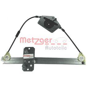 AUDI A4 3.0 quattro 220 PS ab Baujahr 09.2001 - Fensterheber (2160187) METZGER Shop