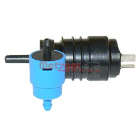 Windshield washer pump METZGER (2220002) for FIAT PANDA Prices