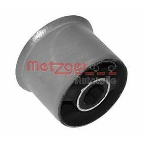 Lagerung, Lenker METZGER Art.No - 52004508 OEM: 6Q0407183A für VW, AUDI, SKODA, SEAT, PORSCHE kaufen